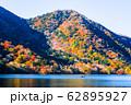 秋の中禅寺湖 62895927