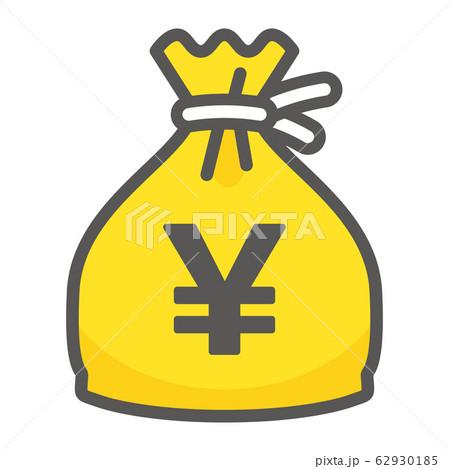 お金の袋 マネーバッグ 62930185
