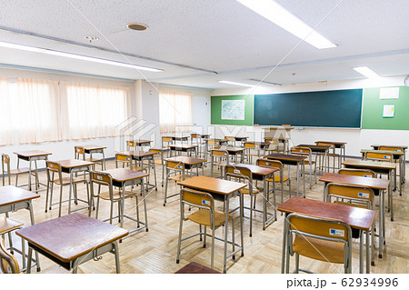 学校 教室 62934996