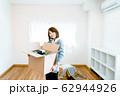 新生活 部屋 女性 62944926