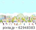 街並み 人 62948383