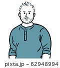 ガタイの良い男性 髭 62948994