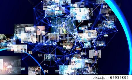ソーシャルネットワーク  62952392