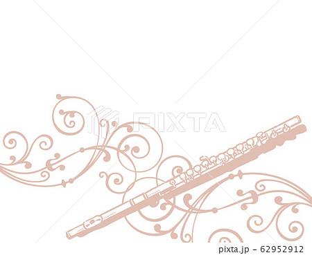 楽器、音楽がテーマの背景素材。 62952912