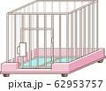 犬用ケージ・犬用サークル・犬小屋 62953757