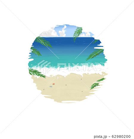 夏の海 62980200