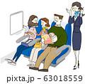 乗り物 旅行 家族 63018559