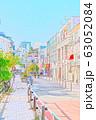 【東京都】原宿の街並み 63052084