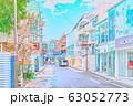【東京都】原宿の街並み 63052773