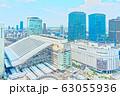 【大阪府】都市風景 63055936