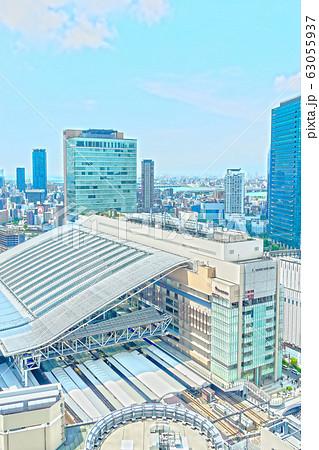 【大阪府】都市風景 63055937