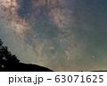 天の川 乗鞍高原 【長野県】 63071625