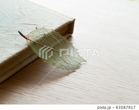 古書と押し葉の栞 63087917