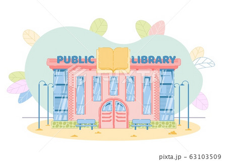 Public Academic National Library Building Exterior 63103509
