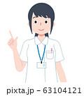 看護師 チェック チェックポイント 案内 指示 63104121