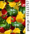 背景-野菜-パプリカ 63113757