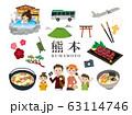 家族旅行 熊本 63114746