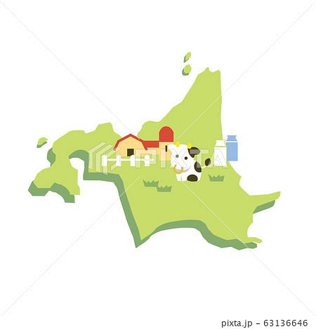北海道と酪農 63136646