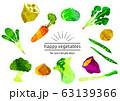 オーガニック野菜セット② 63139366