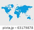 世界地図 地図 ビジネス背景 ビジネスイメージ グローバル 日本地図 63179878