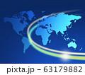 世界地図 地図 ビジネス背景 ビジネスイメージ グローバル 日本地図 63179882