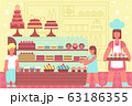 Sweet Products Showcase Composition 63186355