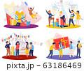 Celebrating People Compositions Set 63186469