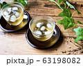 冷たい麦茶 63198082
