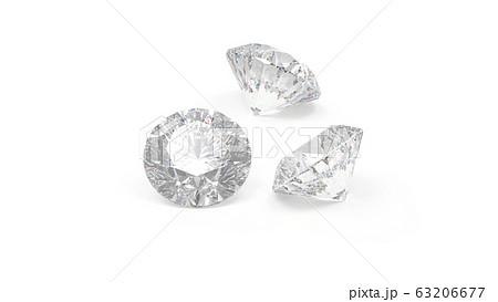 ダイヤモンド バックグランド白系 CG 63206677