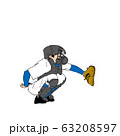 少年野球_キャッチャー 63208597