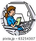 ドライバー 63254307