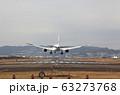 伊丹空港 飛行機 着陸 レフトエンド 63273768
