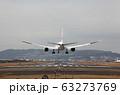 伊丹空港 飛行機 着陸 レフトエンド 63273769