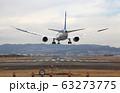 伊丹空港 飛行機 着陸 レフトエンド 63273775