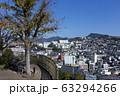 大浦展望公園と長崎市街地 63294266