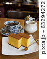 カステラとコーヒー 63294272