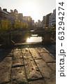 眼鏡橋の石畳 63294274