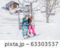 スキー スノーボード リフト 63303537