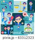 glasses Honest man_Mental 63312323