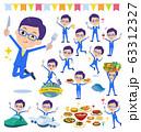 glasses Honest man_food festival 63312327
