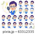 glasses Honest man_beauty 63312335