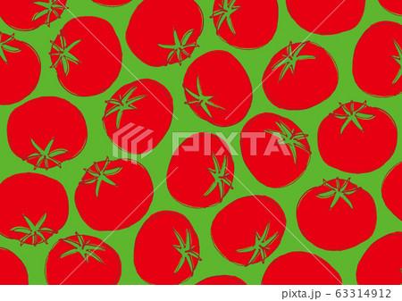 トマト パターン 63314912
