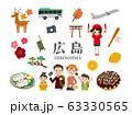 家族旅行 広島 63330565