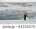 冬の日本海 63333473