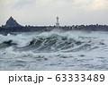 冬の日本海 63333489
