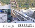リニア新幹線の山梨実験線 63333831