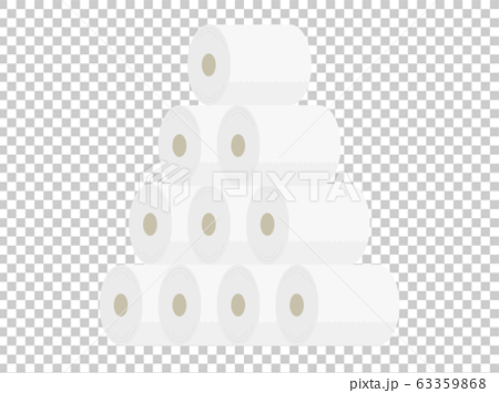 衛生紙的插圖 63359868