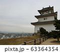 丸亀城からの眺め 63364354