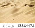 風紋 砂漠 砂の表面 ネバダ州 63384478