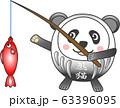 ダルマ型のパンダ:025 63396095